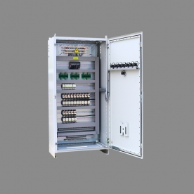 空间加热器控制柜